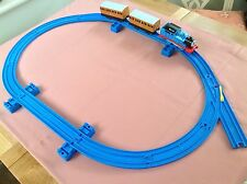Thomas The Tank - Tomy Trackmaster Motorised Thomas The Tank Engine Train Set