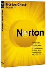 Norton Ghost 15 1 PC CD imaging recovery restore lost damaged files data tools!