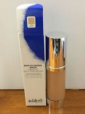 Estee lauder skin glowing balm makeup with pink peony #300wheat  1 Oz NEW IN BOX