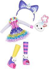 "KUU KUU HARAJUKU Rainbow Unicorn Fashion Pack By Mattel for 10"" Doll New"