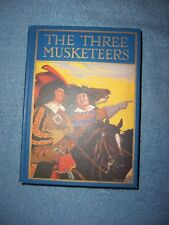 THE THREE MUSKETEERS by Alexandre Dumas/1st ed thus/HC/Childrens/Literature