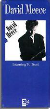 David Meece - Learning To Trust - Rare, New 1989 Long Box Christian Music CD!