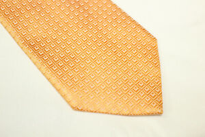 LES COPAINS Silk tie Made in Italy F11098  man