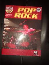 Pop Rock Vol. 1  Drum Play-Along Volume 1 Hal Leonard + CD