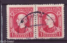 Slovacchia n. 40 Gest. Andrej Hlinka politici & cattolica gesitlicher -1