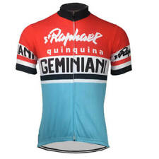 Team St Raphael Geminiani Cycling Jersey Retro Short Sleeve Pro Tom Simpson Bike