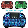 2.4G Backlit Wireless Touchpad Keyboard Air Mouse For PC Pad Android TV Box