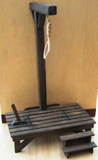 Dolls House - Gallows - 12th Scale