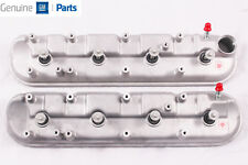 LS9 Corvette LSA CTS-V ZL1 Bare Valve Covers w/ Gaskets and Bolts NEW GM Pair