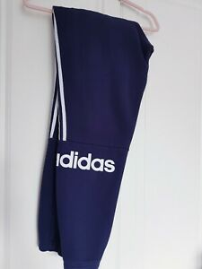 Mens adidas joggers large