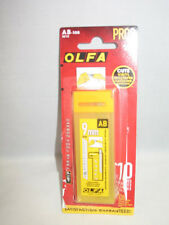 OLFA AB-10B 9mm Snap-Off Standard Duty Blades Pack of 10
