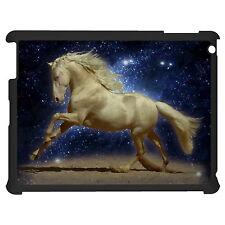Albino Horse Tablet Case Cover For Apple Google Samsung