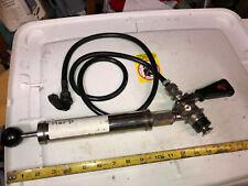 Micro-Matic Beer Dispensing Tap Keg Valve & Pump 4' long 3/16 Id Dispenser Hose
