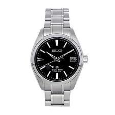 Grand Seiko Heritage Collection Spring Drive Steel Mens Bracelet Watch SBGA003