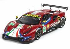 Ferrari 488 GTE EVO Le Mans 2018 Af Corse #71 1:43 - BBRC214 BBR