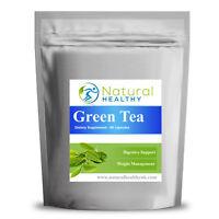 30 Green Tea 2000mg Tablets - High Quality - UK Diet Supplement
