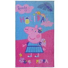 Articles et textiles roses coton pour la salle de bain