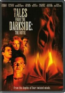 TALES FROM THE DARKSIDE: THE MOVIE NEW DVD