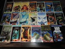 collection : livre dont vous êtes le héros - vintage -