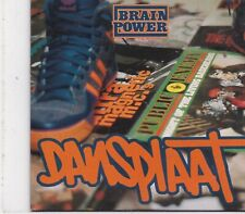 Brainpower-Dansplaat cd single