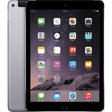 Apple iPad Air 128GB, Wi-Fi + Cellular Unlocked - Space Gray - 1 YEAR WARRANTY