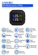Wireless Motorcycle Waterproof TPMS LCD Display Tire Pressure Monitoring System
