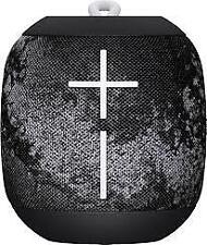 Logitech UE Ultimate Ears WONDERBOOM Bluetooth Portable Speaker - Concrete Bl...