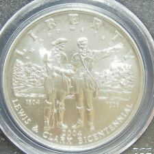 2004 P Lewis and Clark Bicentennial Silver Dollar PCGS MS 69 Free Returns bcpacg
