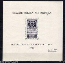 Mint Hinged George VI (1936-1952) Italian Stamps