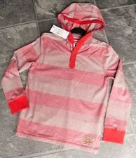 Ex store 9-10 years boys long sleeved hooded top Brand New with Tag