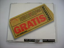 SKIANTOS - GRATIS - CD SINGLE 1999 NUOVO