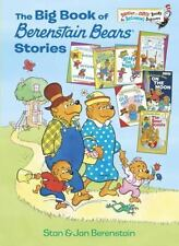 THE BIG BOOK OF BERENSTAIN BEARS STORIES - BERENSTAIN, STAN/ BERENSTAIN, JAN - N