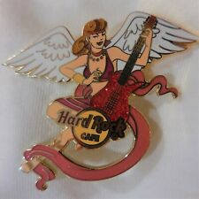 Hard Rock Cafe On-Line Angel Playing Guitar '11 Pin - LE 50 Pins