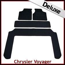 Chrysler Voyager (2001 2002 2003... 2005 2006 2007) a Medida Alfombra de coche de lujo 1300g
