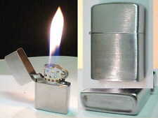 Briquet essence @@ Tempête Japan @@ Strom Petrol Lighter Feuerzug Accendino