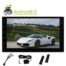 Doppio Din Quad core Android 6.0 Car Stereo GPS Autoradio RDS Audio(NO DVD CD)