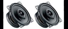 Car Radio Stereo Pair Of Door Dashboard speakers 2 way 100mm 10cm 4 Inch 60w