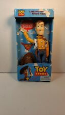 Vintage Toy Story Woody Doll Figure Toy- Original Movie New In Box! Thinkway