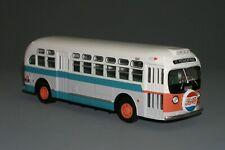 RARE !! GM TDH 3610 A.C. Transit Custom Paint 1/43