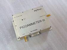 KLA-Tencor Picoammeter III, 720-06914-000.