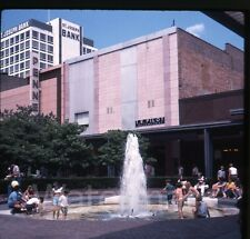 1977 Photo slide  Shopping Center South Bend IN #2