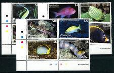 Penrhyn 682/93 postfrisch / Fische ...................................... 2/1213