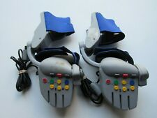 2 Reality Quest The Video Game Controller Power Gloves N64 Nintendo 64 Rare HTF
