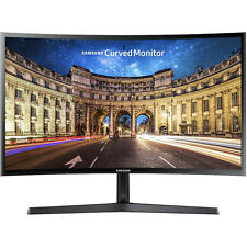 "Samsung C27F398FWN 27"" Curved 1920x1080 LED-lit Slim Monitor"