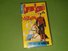 Captain Scarlet Volume 1 VHS Video Cassette - Revenge Of The Mysterons From Mars