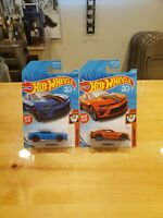 2018 HOT WHEELS '18 CAMARO SS MUSCLE MANIA #8/10 #50/365 and #265/365