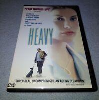 Heavy DVD *RARE oop