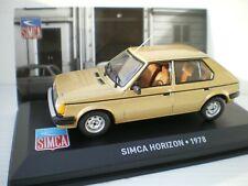 SIMCA HORIZON DE 1978 1/43 ALTAYA