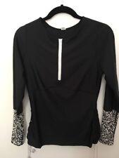 Lululemon: Womens Rash Shirt Size 10