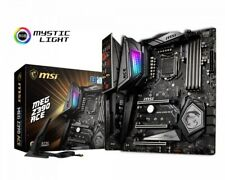 Special Offer-MSI MEG Z390 ACE ATX Motherboard- Intel LGA1151 CPUs DDR4 SATA3